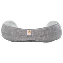 Ergobaby Natural Curve Nursing Pillow Cover Grey Grå