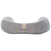 Ergobaby Natural Curve Nursing Pillow Cover Grey Harmaa