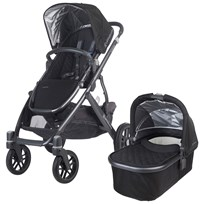 UPPAbaby VISTA Stroller Jake Black Sort