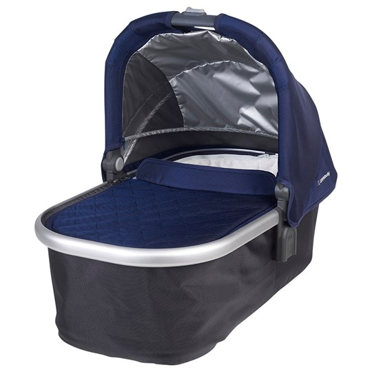 UPPAbaby Carrycot Taylor Indigo/Silver Sand