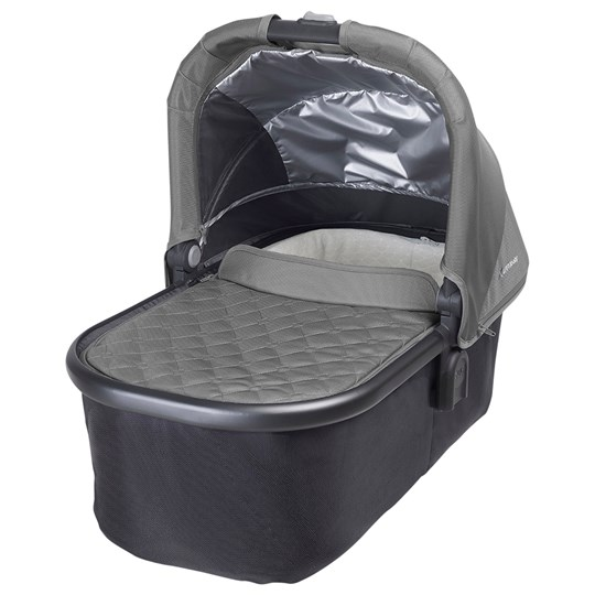 UPPAbaby Carrycot Pascal Grey/Black Grå