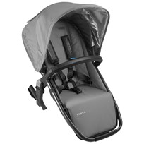 UPPAbaby VISTA RumbleSeat Pascal Grey/Black Grå