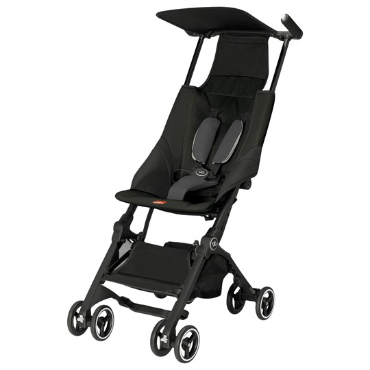 Goodbaby GB Pockit Monument Black Monument Black