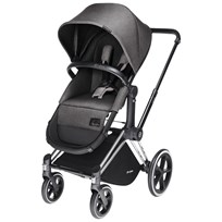 Cybex Прогулочный Блок Priam 2-in-1, Platinum Line Manhattan Grey Manhattan Grey