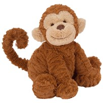 Jellycat Fuddlewuddle Monkey BROWN