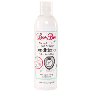 Image of Love Boo Natural Soft & Shiny Conditioner 250ml (2743765711)