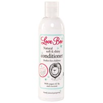 Love Boo Natural Soft & Shiny Conditioner 250ml Hvid