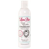 Love Boo Natural Soft & Shiny Conditioner 250ml Hvit