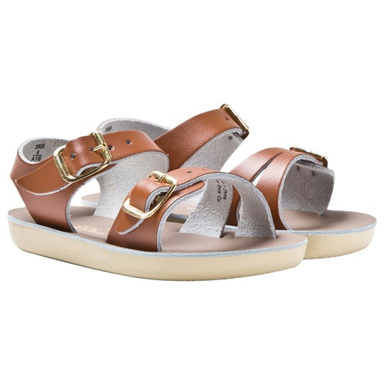 Salt-Water Sandals Sea Wee Sandals Tan Tan