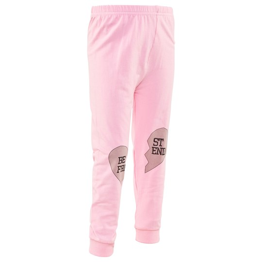 Gardner and the gang Best Friend Leggings Candy Pink Candy Pink
