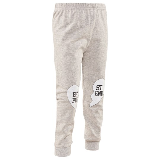 Gardner and the gang Best Friend Leggings Heather Grey Grey
