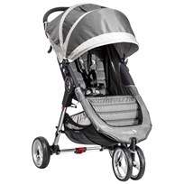 Baby Jogger City Mini Steel/Grey stålgrå
