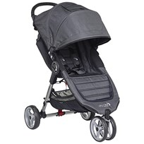 Baby Jogger City Mini Barnvagn i Mörkgrå/Denim mörkgrå denim