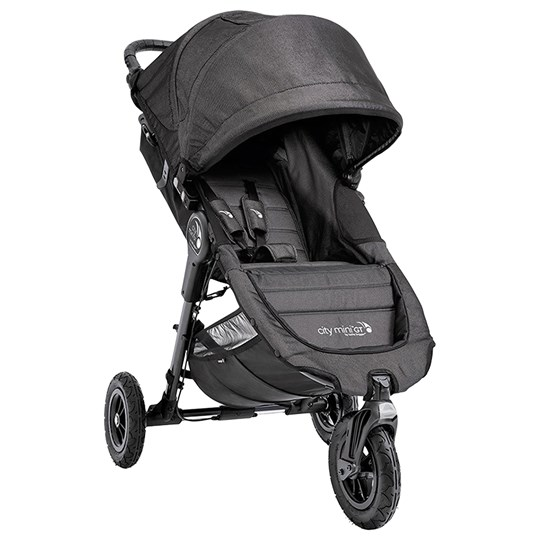 Baby Jogger City Mini GT Stroller Dark Grey/Denim mörkgrå denim