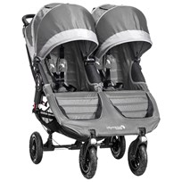 Baby Jogger City Mini GT Double Stålgrå stålgrå