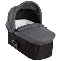 Baby Jogger Deluxe Pram Single Granite mörkgrå