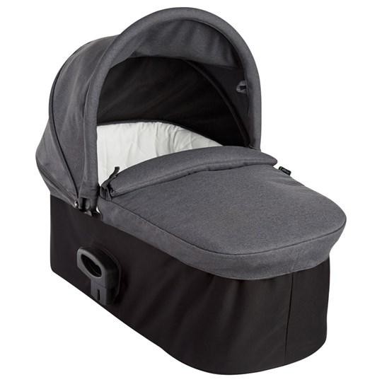Baby Jogger Deluxe Liggdel Single Granite mörkgrå