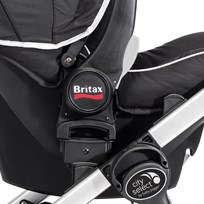 Baby Jogger Car Seat Adapter Britax Black