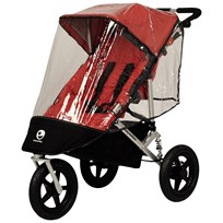 EasyWalker Universal Raincover for Sport Stroller Black