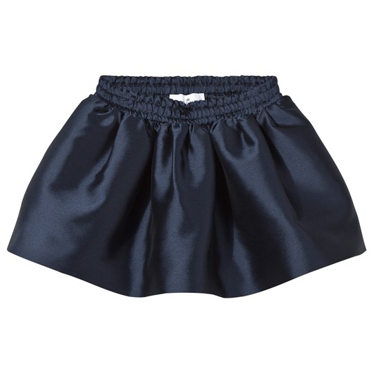 Little Remix Jr Dudi Short Taffeta Volume Skirt Navy