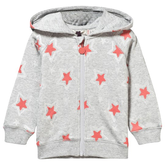 Stella McCartney Kids Bertie Cardigan Stars Pebbles Pebble