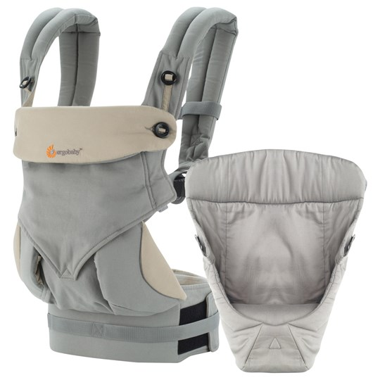 Ergobaby Four Position Bundle of Joy 360 Baby Carrier Grey серый