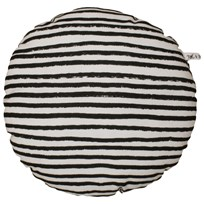 Noe & Zoe Berlin Circle Pillow Black Stripes black stripes