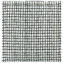 Noe & Zoe Berlin Playmat Square Black Grid black grid
