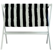 Noe & Zoe Berlin Crib Black Stripes XL black stripes XL