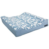 BudtzBendix Mattress Cover Totem Denim Denim Blue