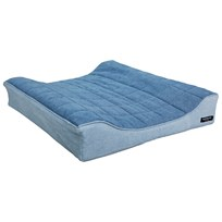 BudtzBendix Mattress Cover Denim Denim Blue