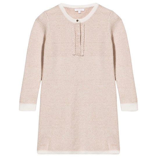 Chloé Knitted Dress Rose Pale Rose Pale