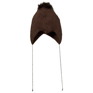 Image of Huttelihut Baby Hat Brown 12-18 mdr (427232)