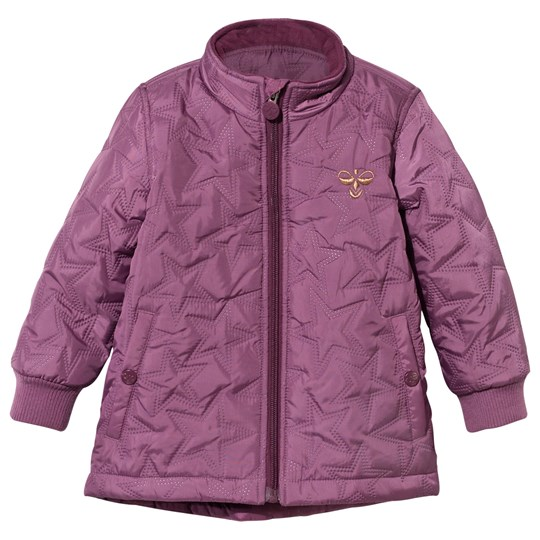 Hummel Nico Jacket Argyle Purple Argyle Purple