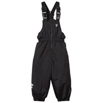 Lindberg Sölden Pants Braces Black Black