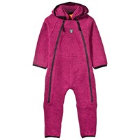 Lindberg Bormio Baby Coverall Pink Pink