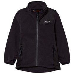 Lindberg Sävar Fleece Jacket Black