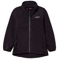 Lindberg Sävar Fleece Jacket Black Black