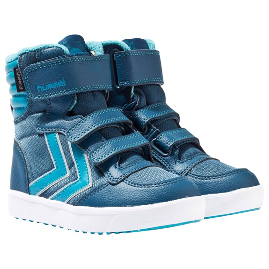 Hummel Stadil Super Poly Boot Moroccan Blue Moroccan Blue