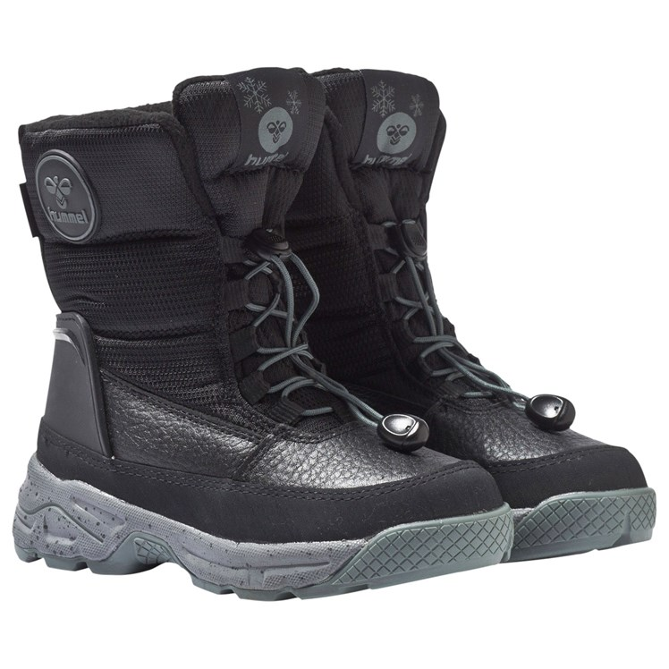Hummel - Snow Boot Black - Babyshop com