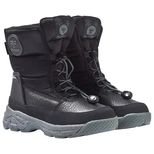 Hummel Snow Boot Black Black