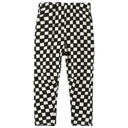 Bobo Choses Baggy Tracksuit Pants Checked