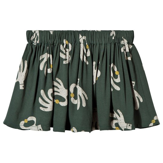 Bobo Choses Hand Trick Flared Skirt Garden Topiary