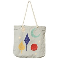 Bobo Choses Tote Bag Magic Powders Silvergrey