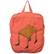 Bobo Choses Wandering Desk Schoolbag Orange Rust
