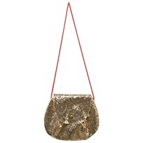 Bobo Choses Golden Glitter Princess Bag Sunflower