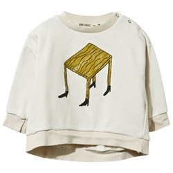 Bobo Choses Baby Sweatshirt Wandering Desk