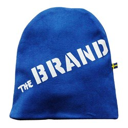 The BRAND Hat Blue