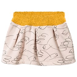 Bobo Choses Doves Skirt