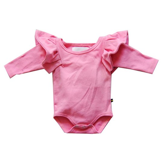The BRAND Baby Flounce Pink Pink